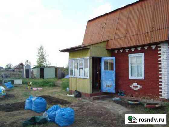 Дача 27 м² на участке 6 сот. Новоомский