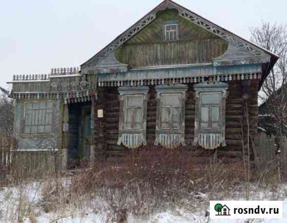 Дом 36 м² на участке 40 сот. Красная Горбатка