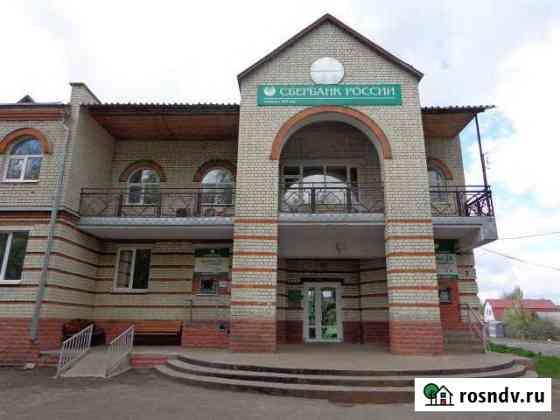 Здание Сбербанка в Сатинке Тамб.обл. 1284.2 кв.м. Сатинка