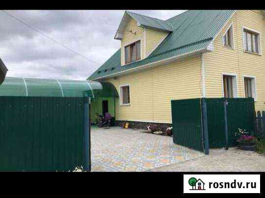Дом 150 м² на участке 7 сот. Садовый