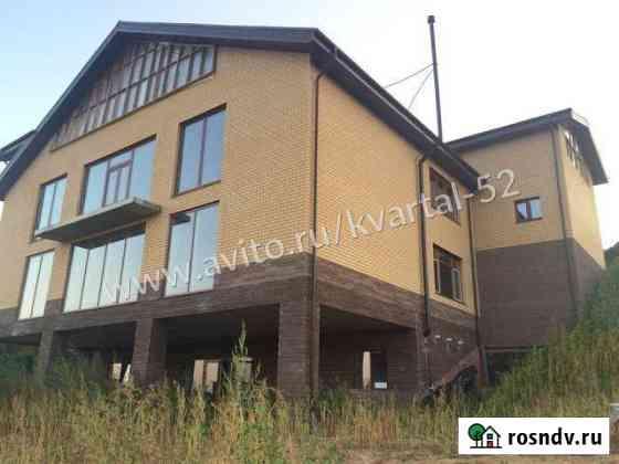 Дом 979.6 м² на участке 24.9 сот. Афонино