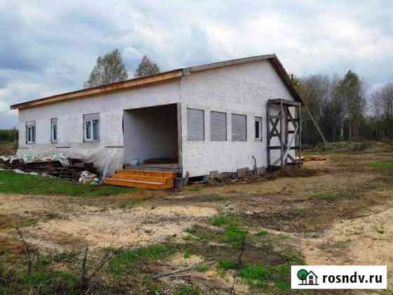Дом 110 м² на участке 16 сот. Красная Горбатка