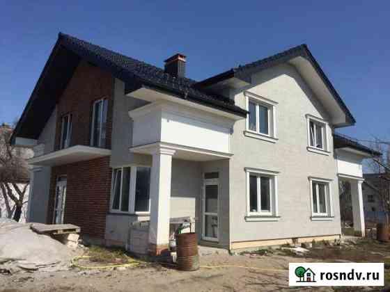 Дом 130 м² на участке 4 сот. Васильково
