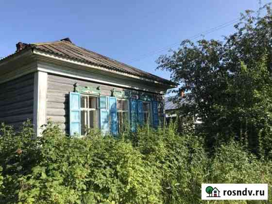 Дом 50 м² на участке 10 сот. Красноярка
