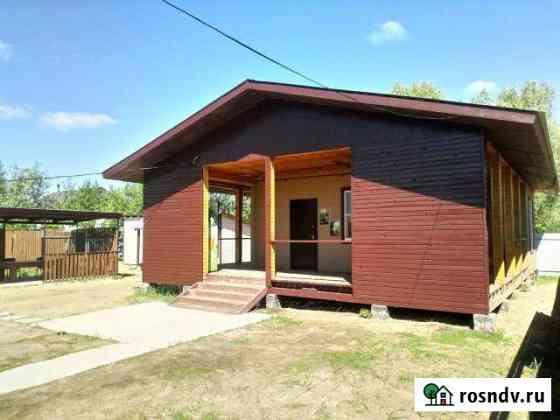 Дом 60 м² на участке 8 сот. Новочебоксарск