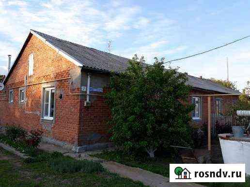 Дом 90 м² на участке 9 сот. Красноармейский