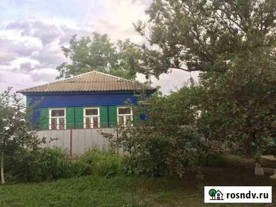 Дом 47 м² на участке 10 сот. Новощербиновская