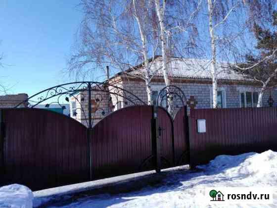 Дом 96 м² на участке 13 сот. Табуны
