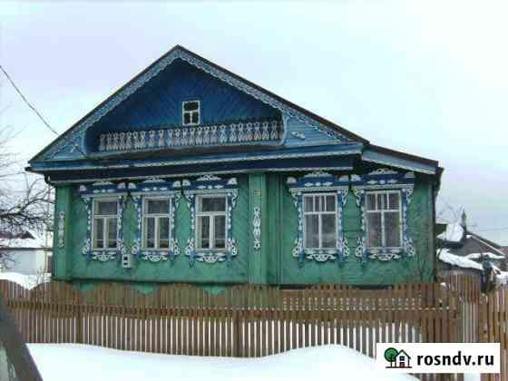 Дом 40 м² на участке 15 сот. Никологоры