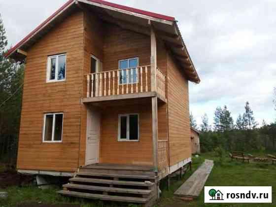 Дом 50 м² на участке 9 сот. Северодвинск