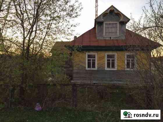 Дом 57.2 м² на участке 15 сот. Плесецк