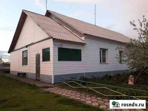 Дом 56 м² на участке 8 сот. Смоленское