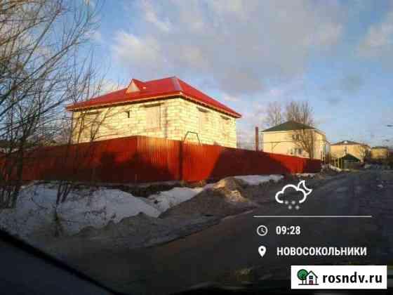 Дом 100 м² на участке 7 сот. Новосокольники