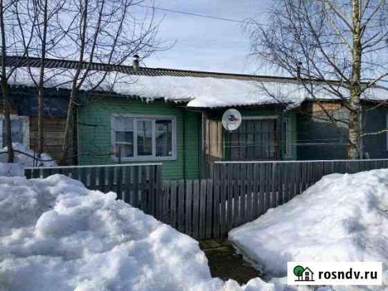 2-комнатная квартира, 44 м², 1/1 эт. Плесецк