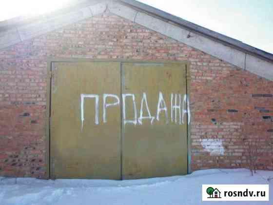 Гараж >30 м² Красноярка
