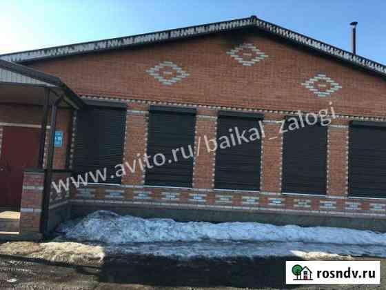 Здание магазина 164,5 кв.м. с зем. участком 1 398 кв.м. Бирюсинск