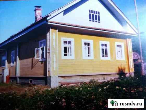 Дом 57 м² на участке 20 сот. Нюксеница