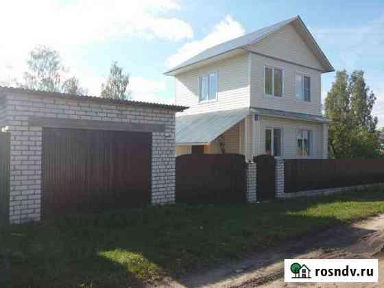 Дом 100 м² на участке 10 сот. Костерево