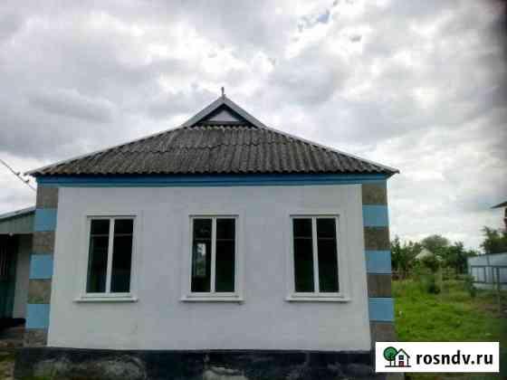 Дом 57 м² на участке 15 сот. Троицкая