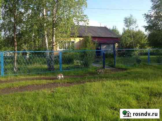 Дом 120 м² на участке 12 сот. Троицко-Печорск