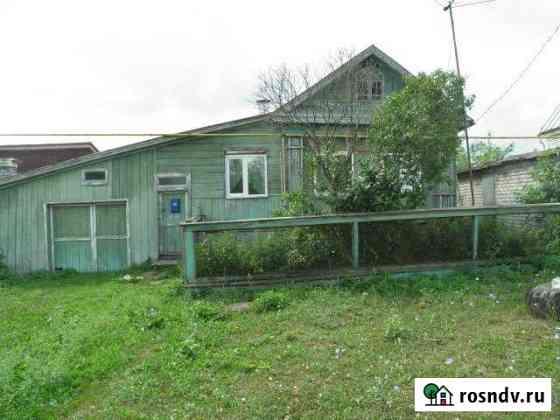 Дом 75 м² на участке 28 сот. Выездное