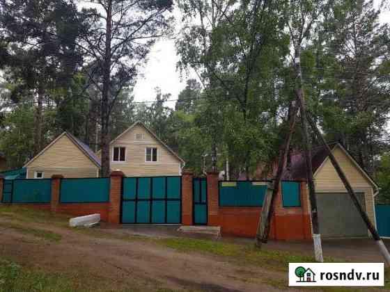 Коттедж 157.8 м² на участке 11.8 сот. Кабанск