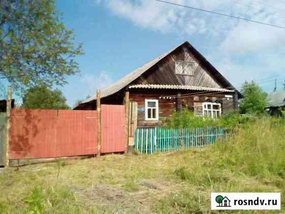 Дом 41.4 м² на участке 15 сот. Верещагино