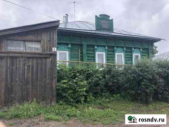 Дом 59.7 м² на участке 5 сот. Ворсма