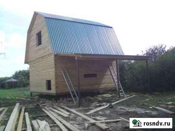 Дом 60 м² на участке 1 сот. Покрово-Пригородное