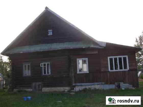 Дом 87.3 м² на участке 40 сот. Максатиха
