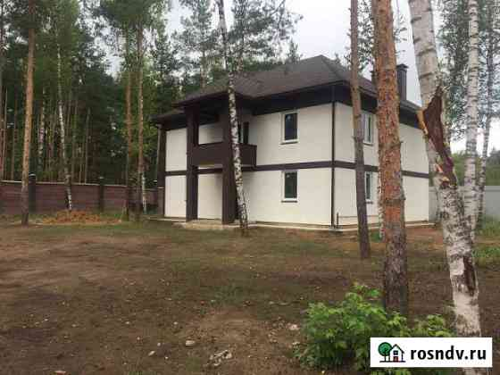 Дом 192 м² на участке 12.5 сот. Ильинский