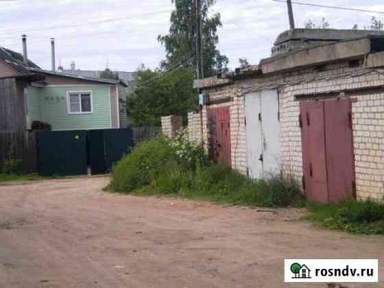 Гараж 24 м² Старая Русса