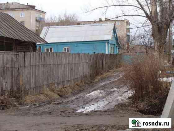 Дом 40 м² на участке 8 сот. Комсомольск