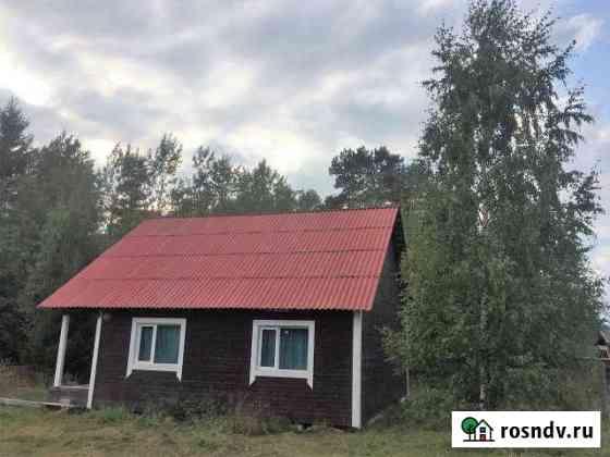 Дом 64 м² на участке 6 сот. Каменногорск