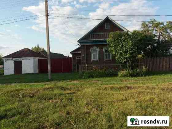 Дом 39.7 м² на участке 18.3 сот. Елатьма