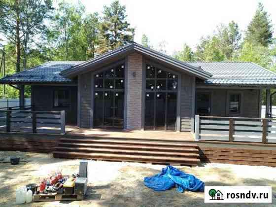 Дом 120 м² на участке 10.5 сот. Приозерск