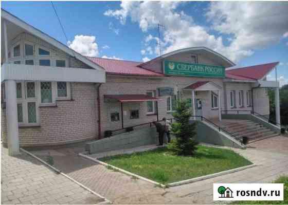 Здание Сбербанка Покровское Орловской обл Покровское