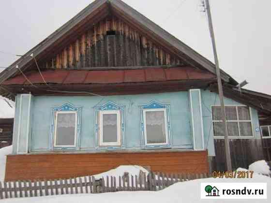 Дом 33.2 м² на участке 24 сот. Суксун