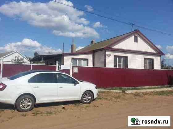 Дом 90 м² на участке 6 сот. Николаевск