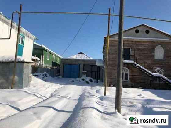 Коттедж 291 м² на участке 6.4 сот. Якутск
