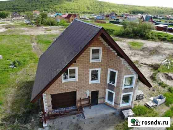 Дом 221 м² на участке 18.5 сот. Молочный