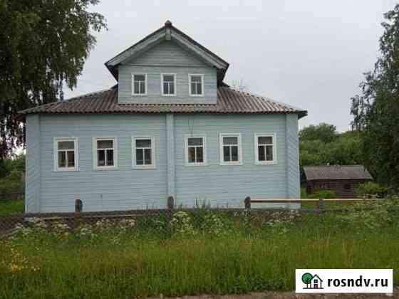 Дом 130 м² на участке 10 сот. Обозерский