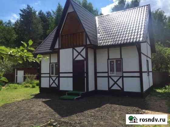 Дом 108 м² на участке 6 сот. Тучково