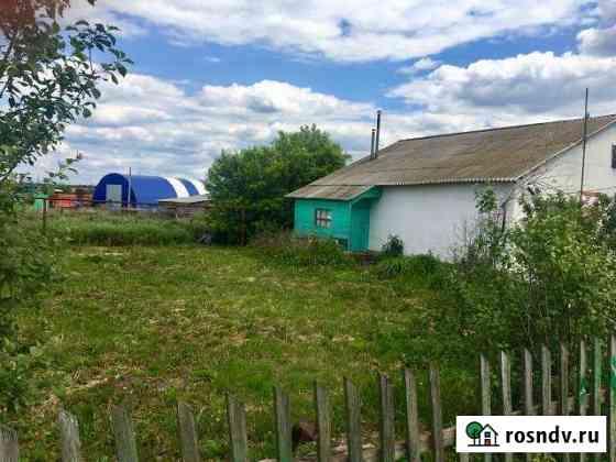 Дом 43 м² на участке 10 сот. Большая Глушица
