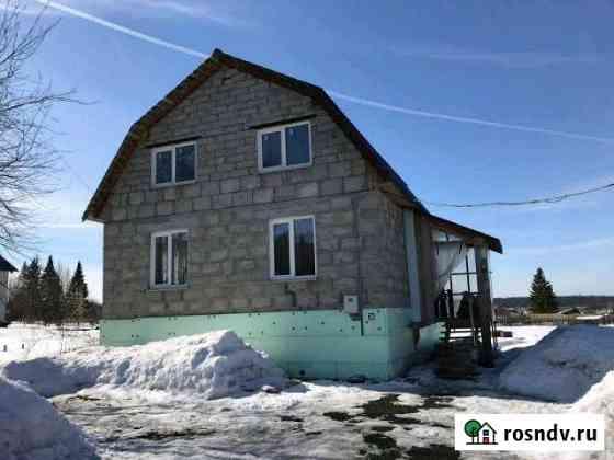 Дом 130 м² на участке 20 сот. Нижние Серги