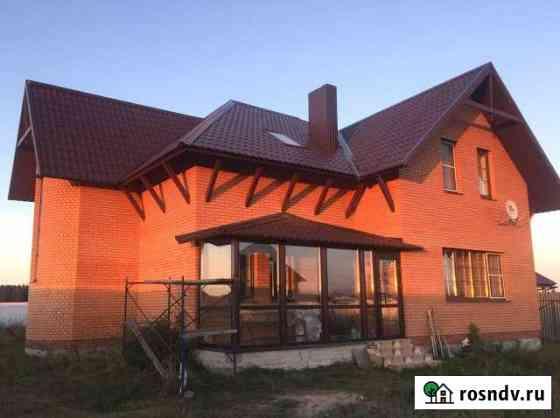 Дом 200 м² на участке 20 сот. Приволжский