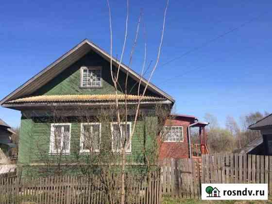 Дом 65 м² на участке 15 сот. Красный Холм