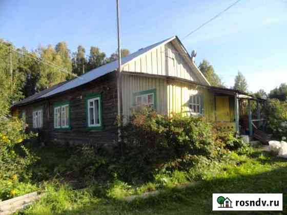 Дом 56 м² на участке 10 сот. Судиславль