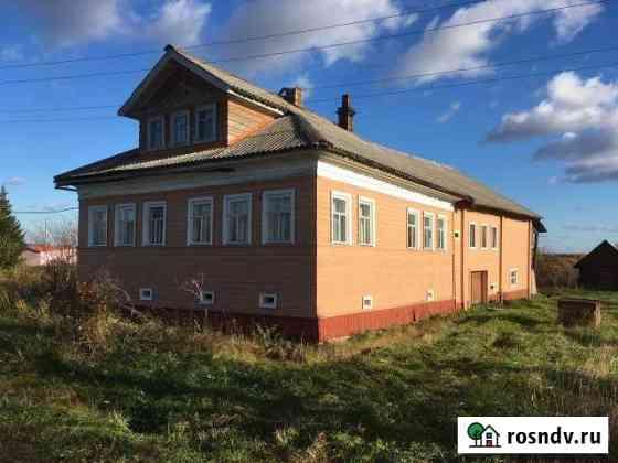 Дом 80 м² на участке 20 сот. Холмогоры