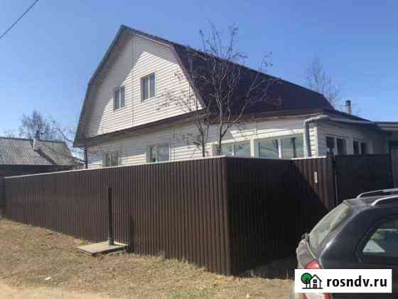 Дом 120 м² на участке 15 сот. Усть-Баргузин